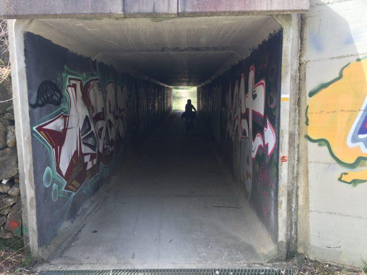 Túnel soterrado de Atauri