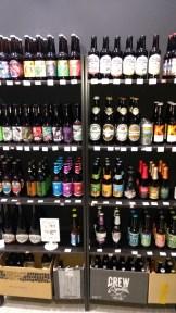 Cervezas artesanas en La Delicada