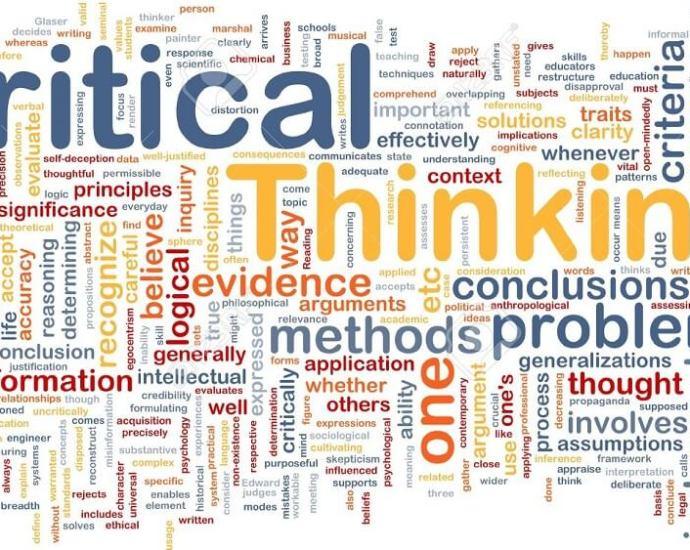 Eleştirel Düşünme