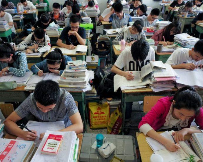 Çin2de Eğitim