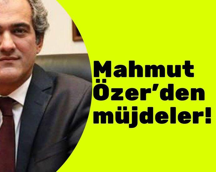 Milli Eğitim Bakanı Mahmut Özer'den öğrencilere ve velilere müjde