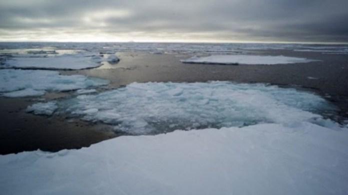 Bering Denizi buzulları 5 bin 500 yılın en düşük seviyesinde