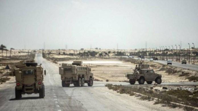 Mısır ordusu: 77 'tekfirci' unsur öldürüldü