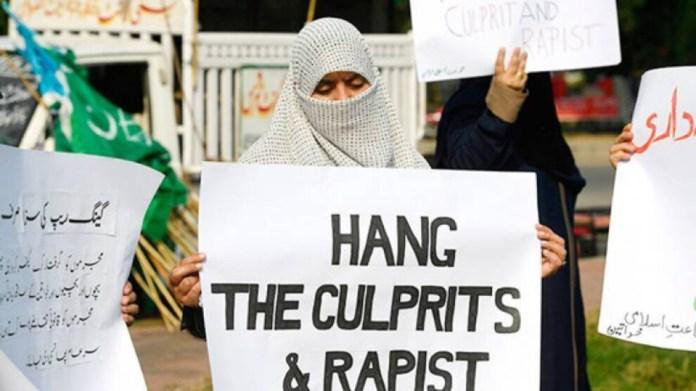Pakistan'da tecavüzcü erkekler hadım edilecek