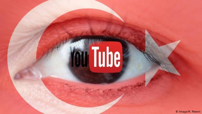 YouTube Türkiye'ye temsilci atamayı kabul etti