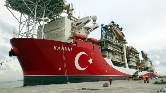 Türkiye Karadeniz'deki sondaj faaliyetlerini genişletiyor