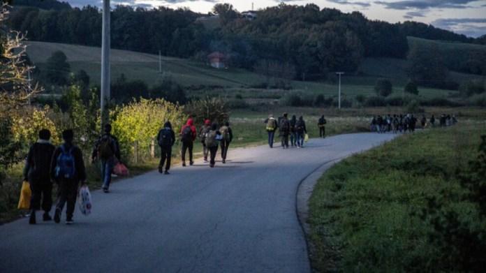 Hırvatistan'da Kürt mültecilere işkence ve sınırdışı dayatması
