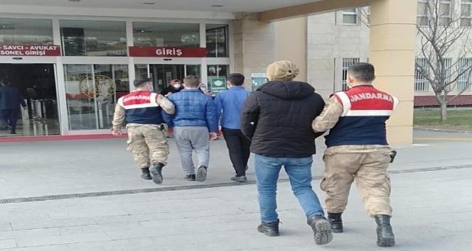Kahramanmaraş'ta silahlı gasp yapan 2 kişi tutuklandı