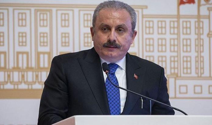 Mustafa Şentop'tan Gergerlioğlu'nun gözaltına alınmasına ilişkin ilk açıklama