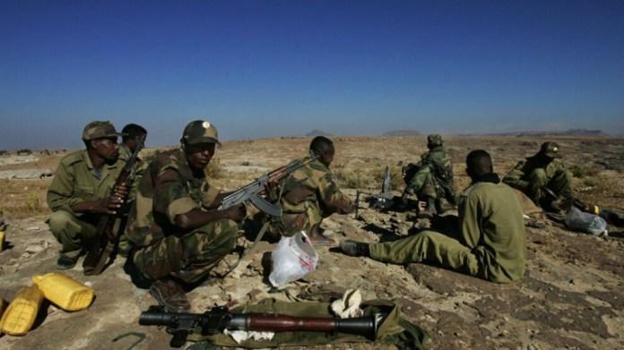 AI: Etiyopya ve Eritre orduları katliam yaptı