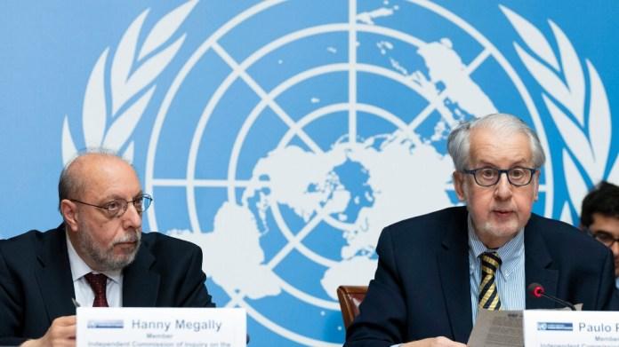 BM: Suriye'de savaş suçları devam ediyor