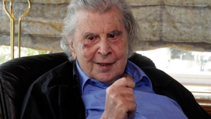 Dünyaca ünlü Yunan müzisyen Mikis Theodorakis hayatını kaybetti