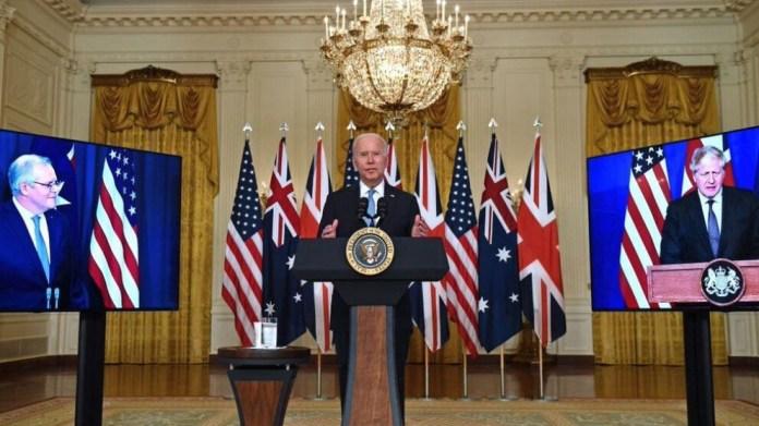 Washington, Canberra ve Londra paktı Fransa'yı öfkelendirdi!
