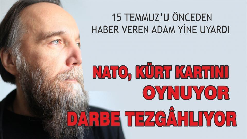 Alexandr Dugin: 15 Temmuz'un Amacı İç Savaş Çıkarmaktı