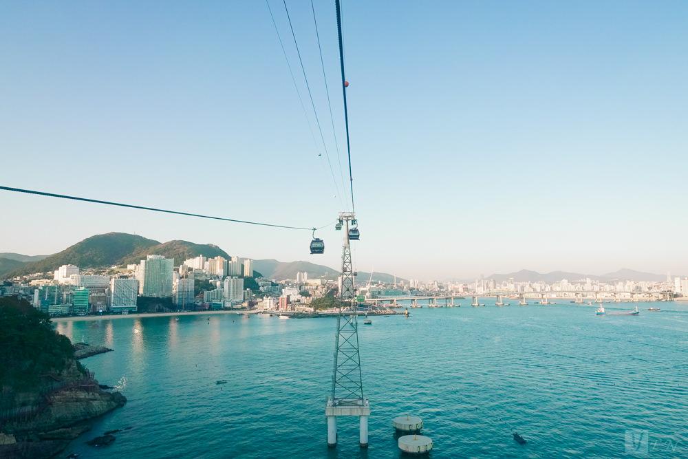 釜山松島纜車
