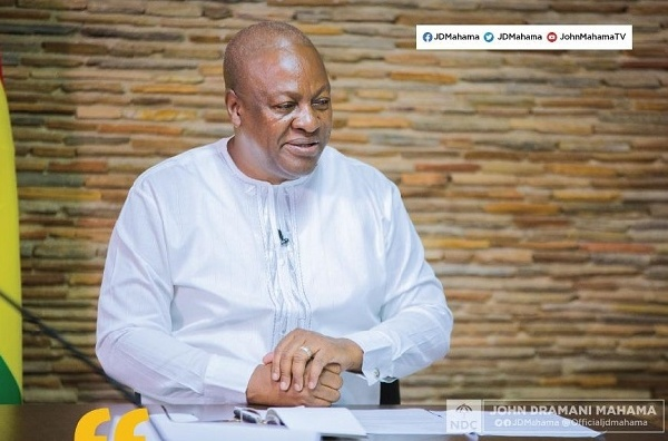 Mahama will not die if he doesn't become president again - R.A. Jalil