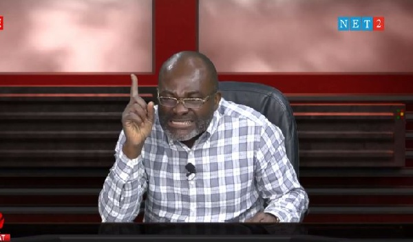 I've learnt my lessons, I will enjoy myself when coronavirus ends - Kennedy Agyapong