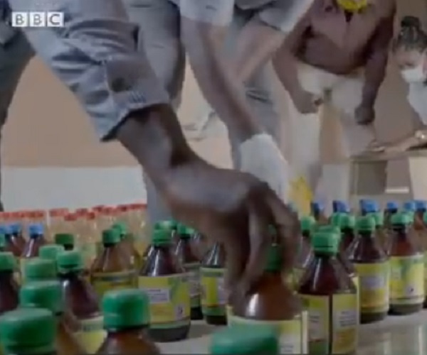 See the faces of quack doctors selling fake coronavirus cure in Ghana