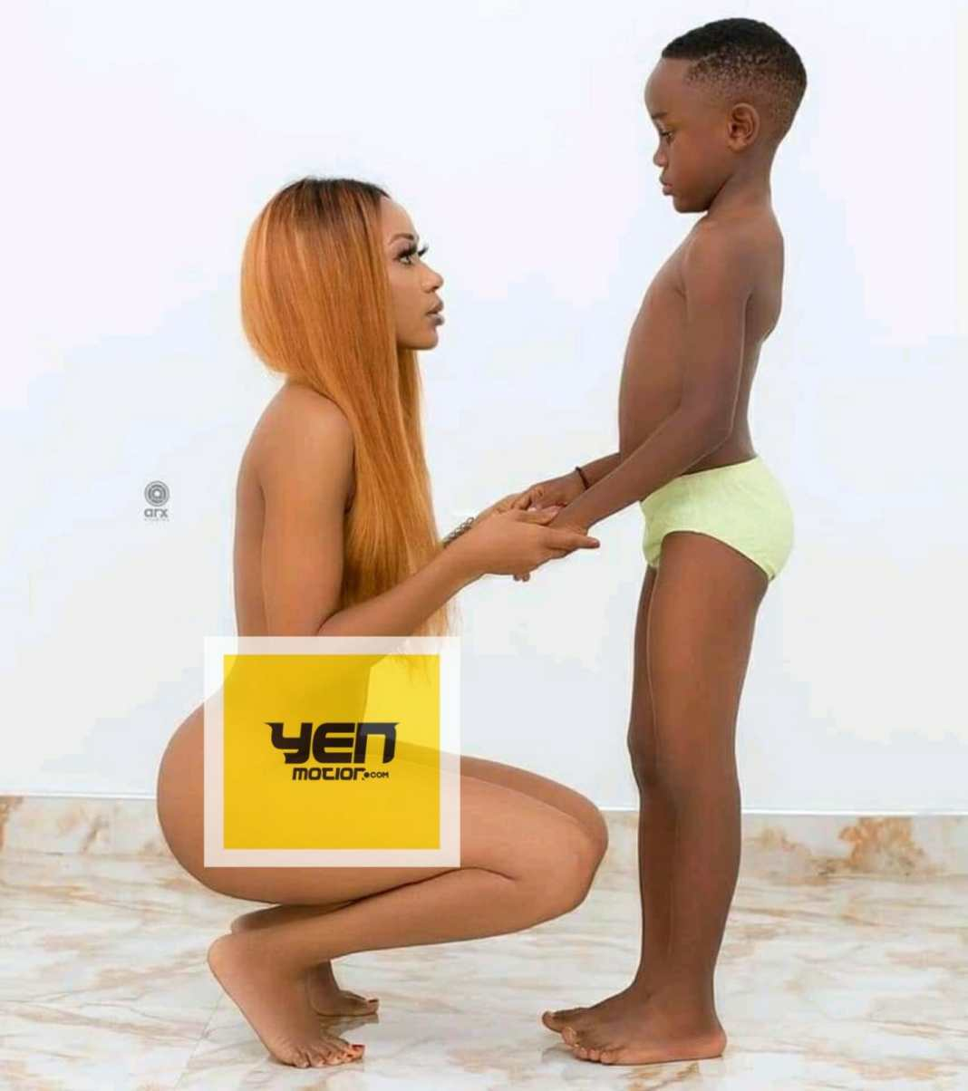 Akuapem Poloo Lands In Trouble With Child Rights International