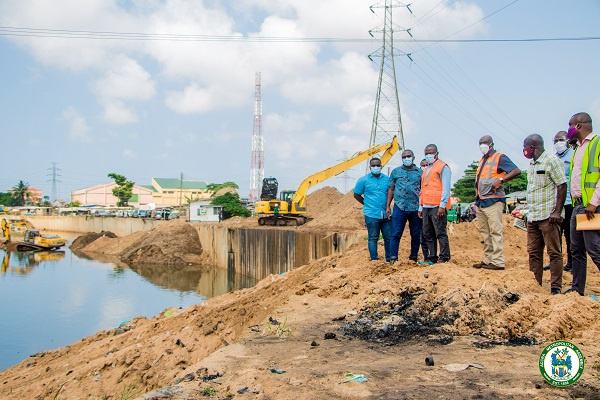 AMA gives squatters along Odawstorm drain 48-hour ultimatum to vacate