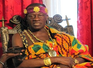 Juaben Traditional Council rally behind Oti Boateng against restructuring of Eastern Regional House of Chiefs