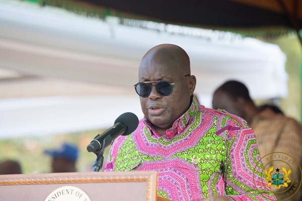 Ghanaians must give Akufo-Addo a second term to finish his good works - NPP
