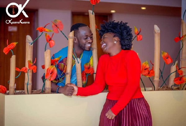 Okyeame Kwame and wife share practical tips to remaining successful and relevant as an artist