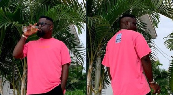 How Sarkodie marked his birthday with a 'highest' class