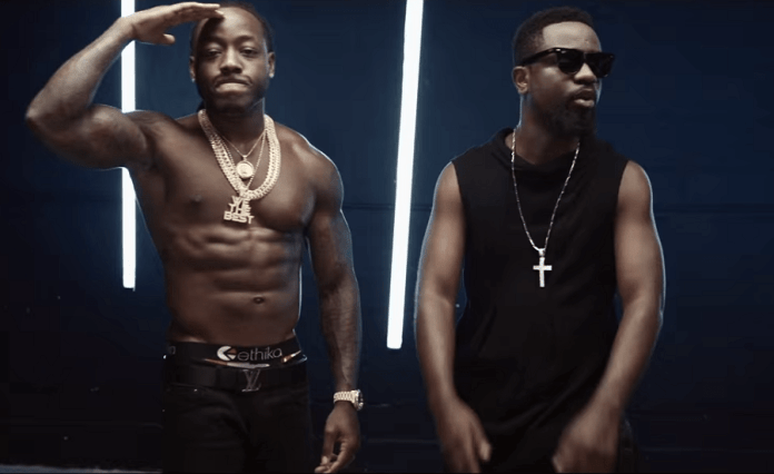 Check Out why Sarkodie and Acehood are already trending on Twitter