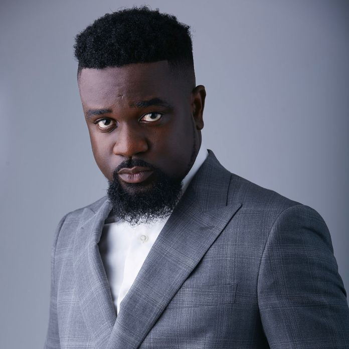 Sarkodie Marks His Appeareance On New York Time Square Big Screen