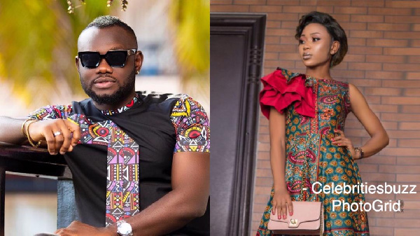 Actor Prince David Osei referred to me as stupid and I will never forgive him - Akuapem Poloo