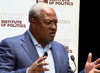 Oti Region will get a university, regional and district hospitals - Mahama promises