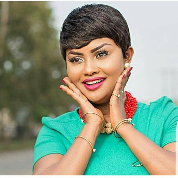 Ghana's McBrown wins 'Best Actress' in 'Coming to Africa' comedy
