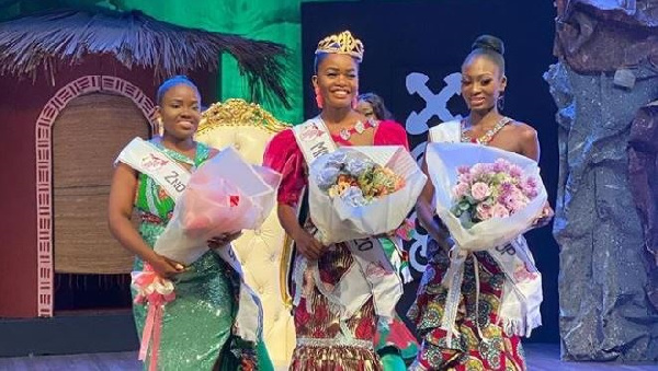 Monique Mawulawe Agbedekpui crowned Miss Ghana 2020