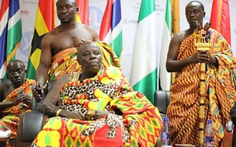 Okyenhene demands closure of Bright SHS, proprietor arrested