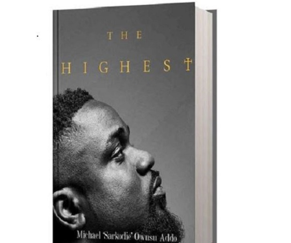 Sarkodie declares his debut book named 'The Highest'