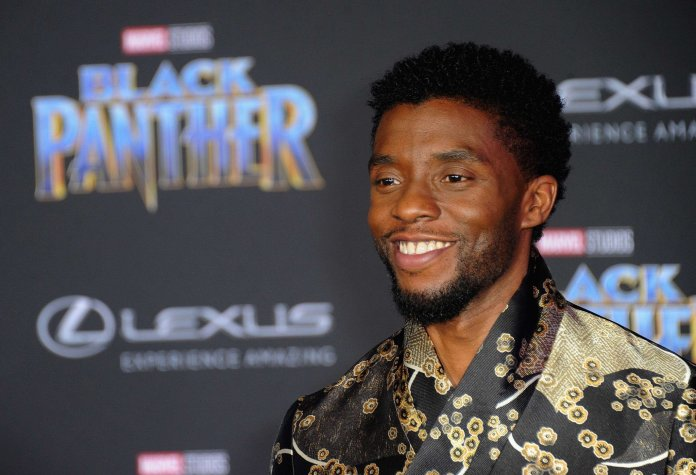 Tributes pour in for Black Panther star Chadwick Boseman