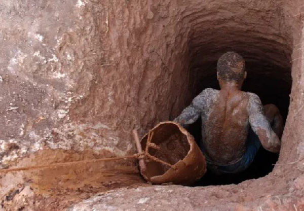 Two dead, three severely injured after mine blast at Gbane