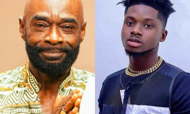 Kuami Eugene is a perfect replacement when I'm no more - Pat Thomas