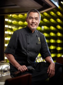 Chef Lawrence Mok