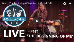 Muziekcafé - The Beginning of Me