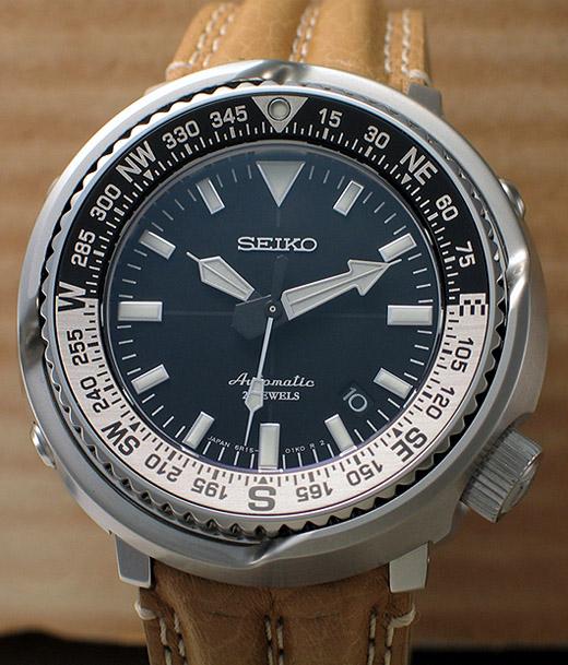 Seiko 6R15 Fieldmaster - SBDC011 (1/6)