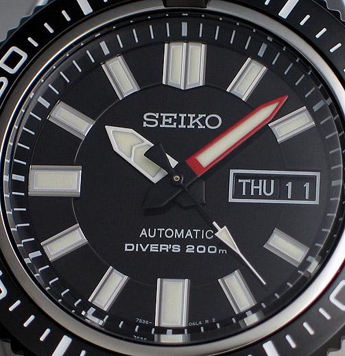 Seiko Stargate II - SRP493K (4/6)