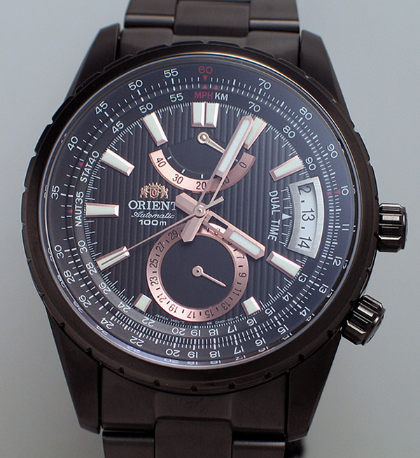 Orient Dual Time - DH01001B (1/6)