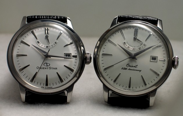 My Collection of Classic Style Watches from Seiko and Orient (6/6)