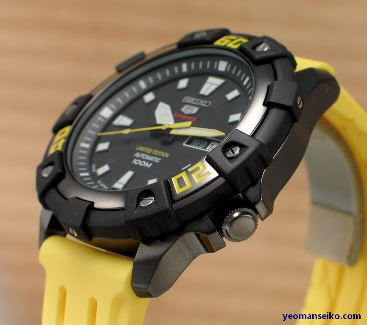 Limited Edition Seiko 5 - SRP509J (3/6)