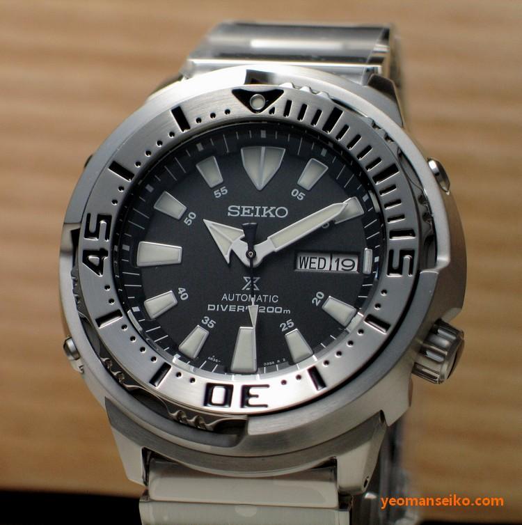 New Seiko Prospex 200m Diver - SRP637K (1/6)