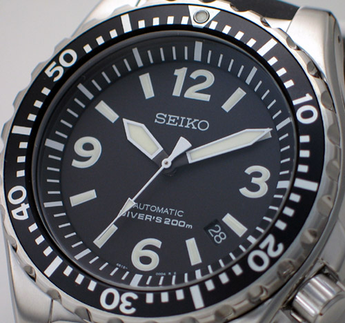 Seiko 4R15 Diver - SRP043K2 (2/6)