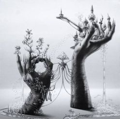 Artlandscapes magic hands