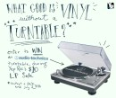 Win a FREE Audio-Technica Turntable During Yep Roc Records' $10 Vinyl Sale